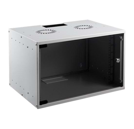 MIRSAN 7U 535x400 Soho Rack Kabinet (Demonte)
